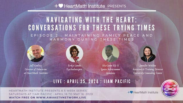 Navigating with the Heart: Conversati...