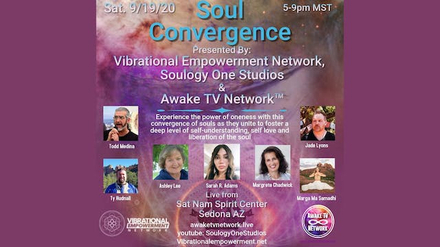 SOUL CONVERGENCE with Vibrational Emp...