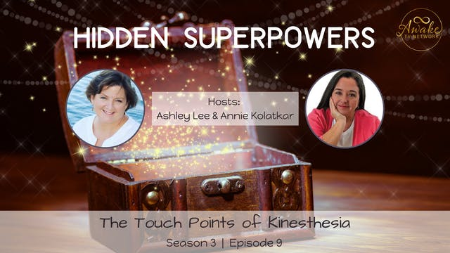 """""""Hidden Superpowers - The Touch Point..."""