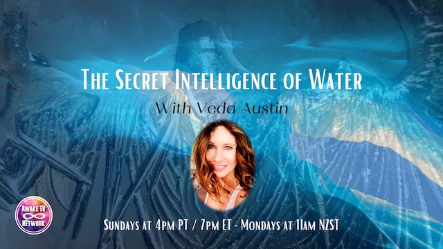 """""""The Secret Intelligence of Water"""" with Veda Austin & Guest Kalani Souza S1E5"""