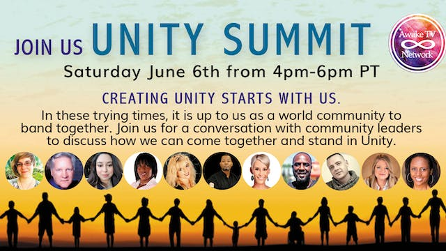Join US for The UNITY SUMMIT Series (...