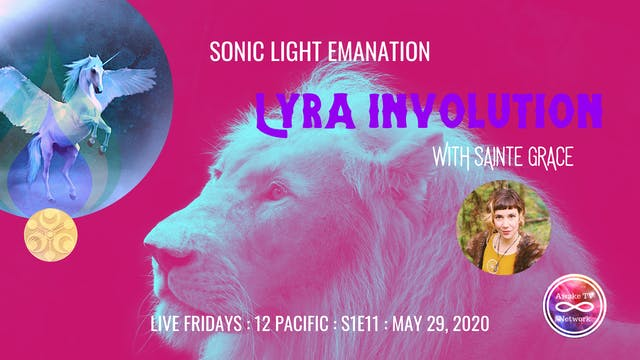 """Sonic Light Emanation : Lyra Involut..."