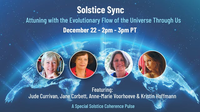 Global Coherence Pulse - Solstice Syn...
