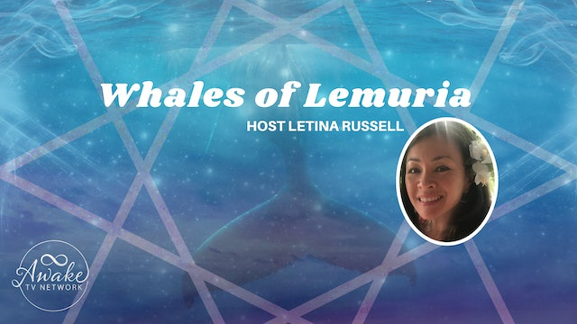 """Letina Russell - """"Whales of Lemuria"""""""