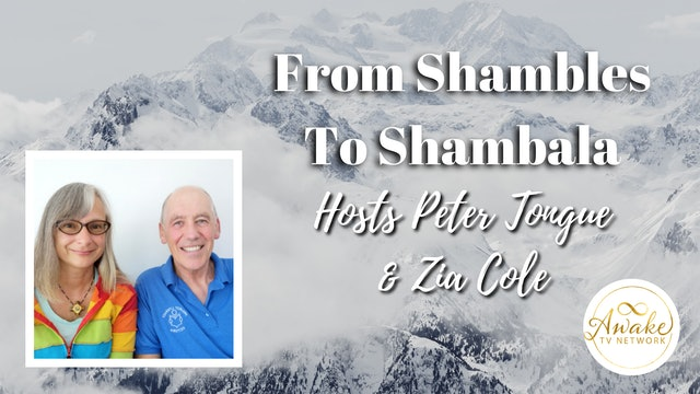 Peter Tongue & Zia Cole S1E10: Humanity's Team