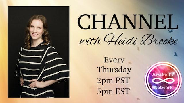 """Channel with Heidi Brooke"" S1E10"