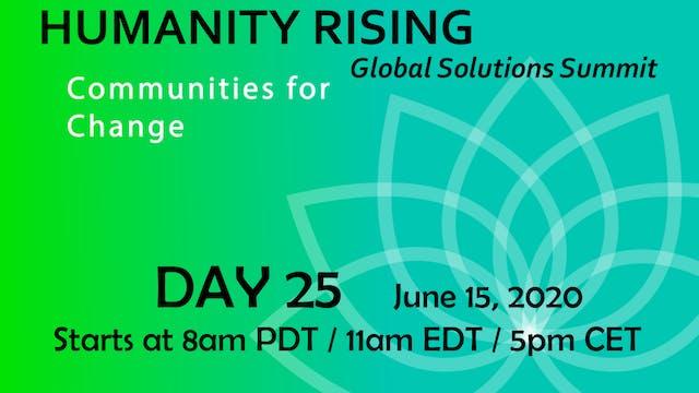 (FREE) DAY 25- Humanity Rising {Globa...