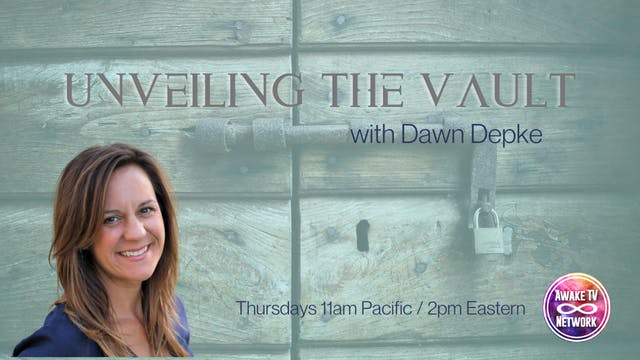 """Dawn Depke Introduction to """"Unveiling..."""