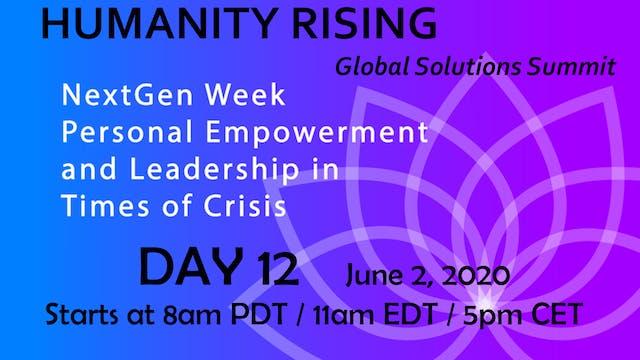 (FREE) DAY 12- Humanity Rising {Globa...