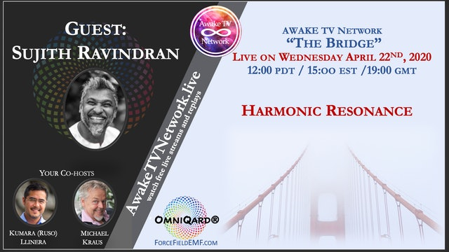 """The Bridge"" Kumara (Ruso) Llanera & Michael Kraus with Sujith Ravindran S1E2"