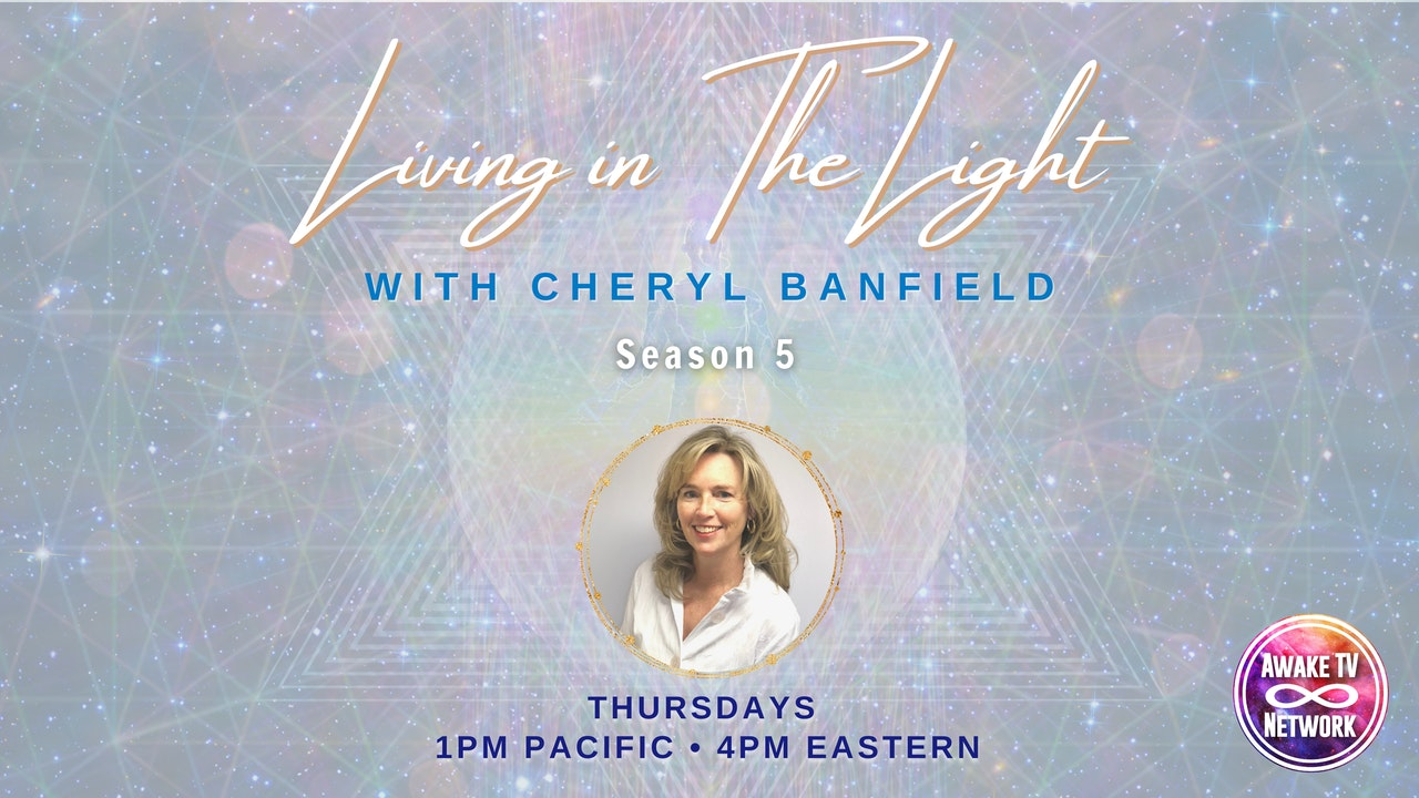 "Cheryl Banfield - ""Living in The Light"""