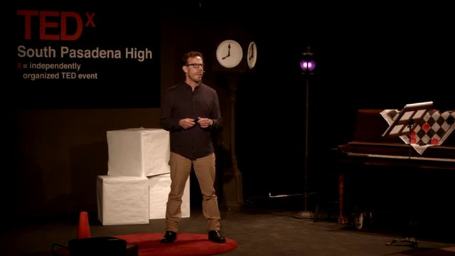 Be Yourself to Free Yourself(Finding Your Personal Freedom) G Brian Benson TEDxSouthPasadena