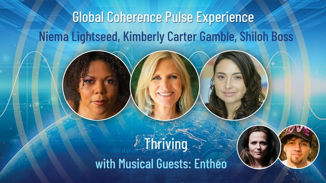 Global Coherence Pulse - Heart-Centered Meditation Event {Session 1} (8-22-2020)
