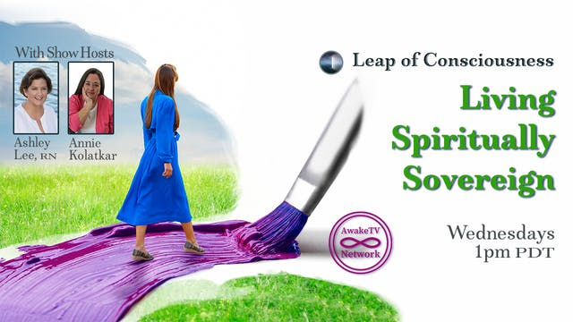 """Leap of Consciousness- Spiritually S..."