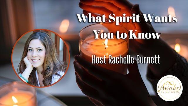 Rachelle Burnett S1E9