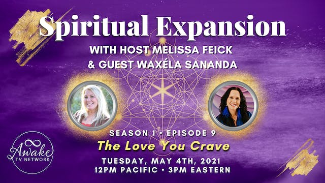 """Spiritual Expansion"" with Melissa Fe..."