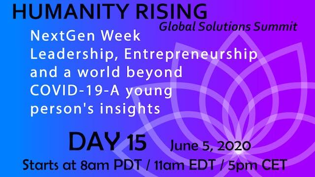 (FREE) DAY 15- Humanity Rising {Globa...