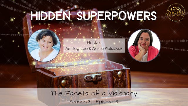 """""""Hidden Superpowers - The Facets of a..."""