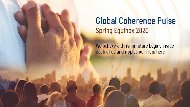 Global Coherence Pulse - Virtual Hear...