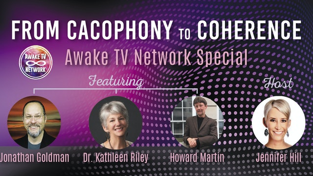 """""""From Cacophony to Coherence"""" Jonathan Goldman, Howard Martin & Kathleen Riley"""
