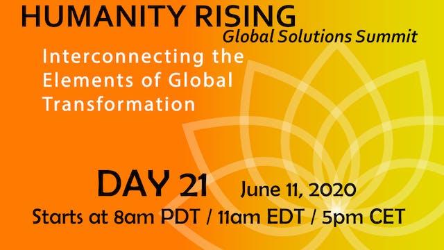 (FREE) DAY 21- Humanity Rising {Globa...