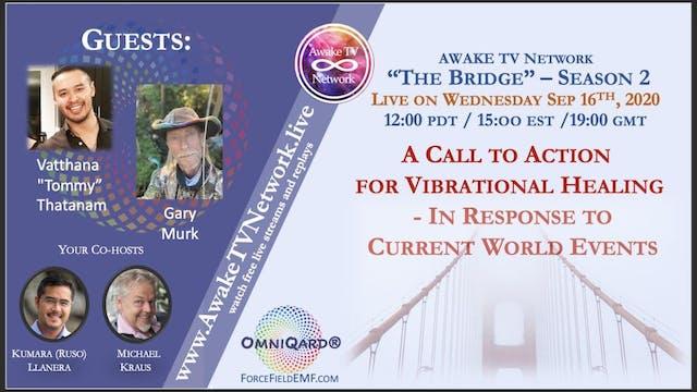 """""""The Bridge"""" Kumara Llanera & Michael..."""