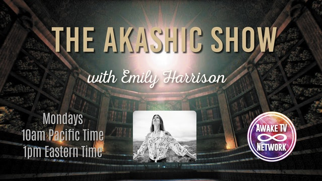 """Emily Harrison Introduction to """"The Akashic Show"""""""