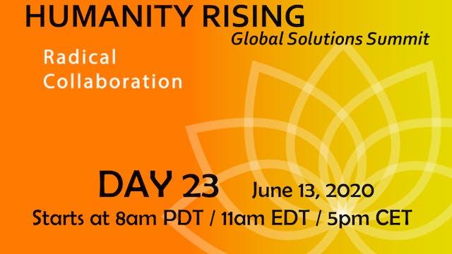 (FREE) DAY 23- Humanity Rising {Globa...