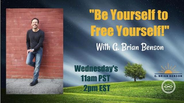 G. Brian Benson S1E2 Guest Host: Lisa Solterbeck