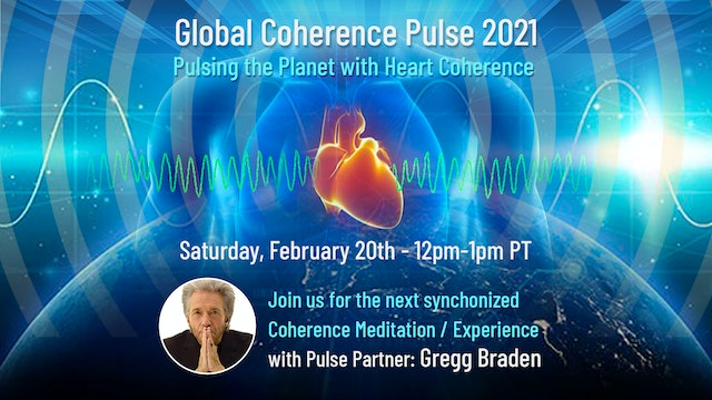 Global Coherence Pulse - Human by Design {Heartspace Meditation} (2-20-2021)