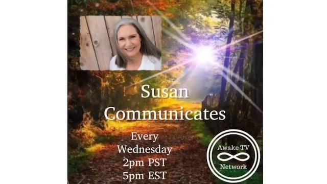 Susan Allen  Launchappaloosa Episode