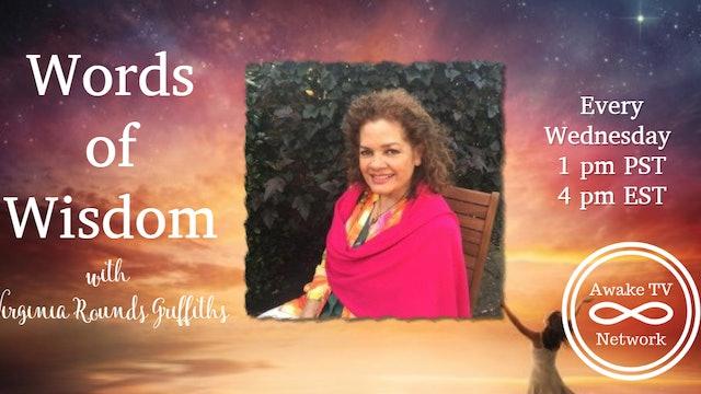Virginia Rounds Griffiths S1E2 Guest host: Sylvia