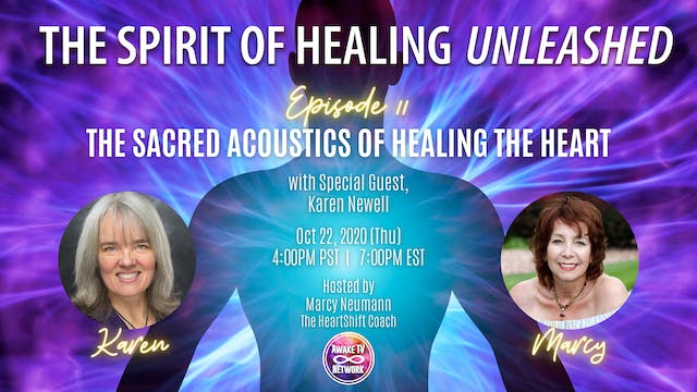 """""""The Spirit of Healing Unleashed"""" wit..."""