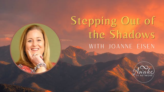 """""""Stepping Out of the Shadows"""" with J..."""