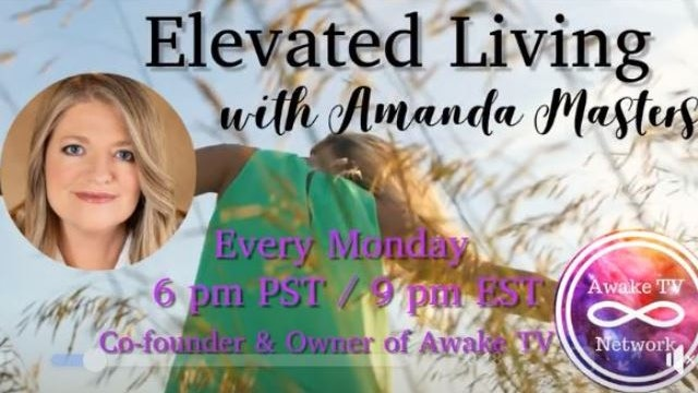 """""""Elevated Living"""" with Amanda Masters & Guest Dr. Allen Schoen S1E11"""