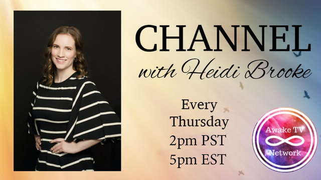 "Heidi Brooke ""Channel with Heidi Brooke"" S1E9"