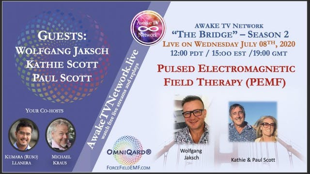 """The Bridge - PEMF Therapy"" with Kuma..."