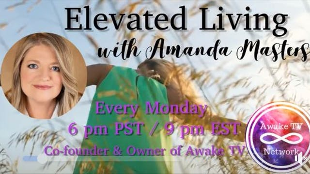 """Elevated Living"" with Amanda Masters..."