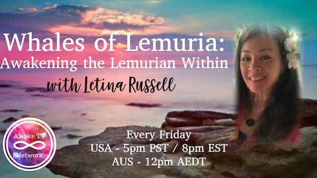 Letina Russell - Awaken the Lemurian ...