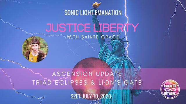 """Sonic Light Emanation - Justice Libe..."