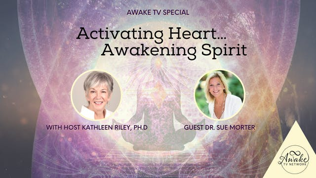 """Activating Heart... Awakening Spirit..."