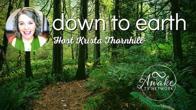 """Krista Thornhill Introduction to """"Dow..."""