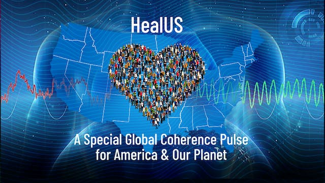 Global Coherence Pulse Special - Heal...