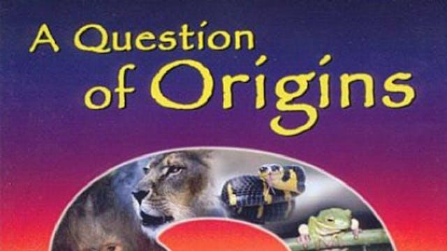 Question of Origins Trailer
