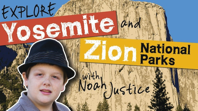 """Awesome Science """"Explore Yosemite / Zion National Parks"""""""