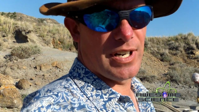 AS Behind the Scenes for Dinosaur National Monument Episode