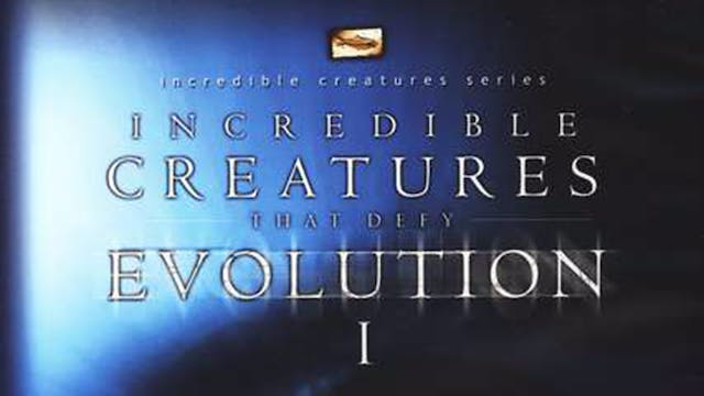 The Incredible Creatures Set