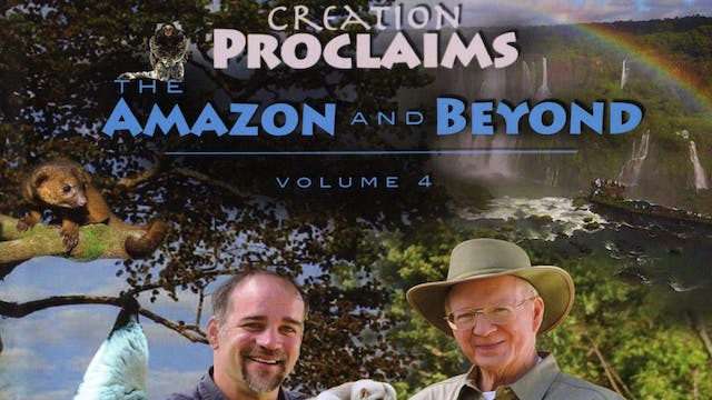 Creation Proclaims Vol4 - Amazon & Beyond