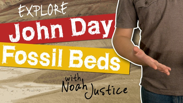 """Awesome Science """"Explore the John Day Fossil Beds"""""""