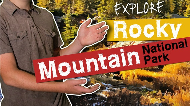 """Awesome Science """"Explore Rocky Mountain National Park"""""""